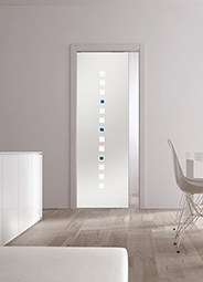 10mm Single Glass Door