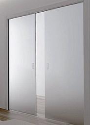 8mm Double Glass Door