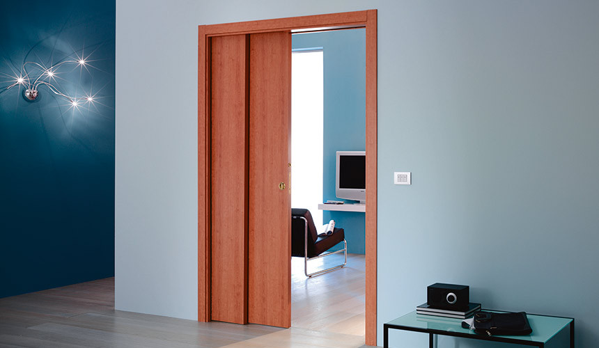 Curved Interior Doors