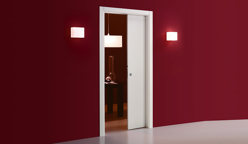 Eclisse Fire Pocket Door Kit Unico Sd Fire